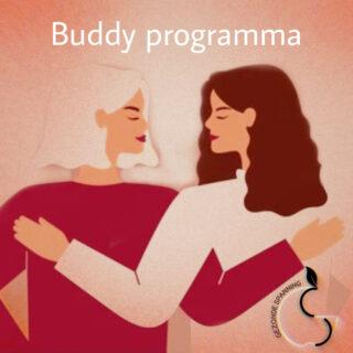 Claudia Stinne - buddy programma